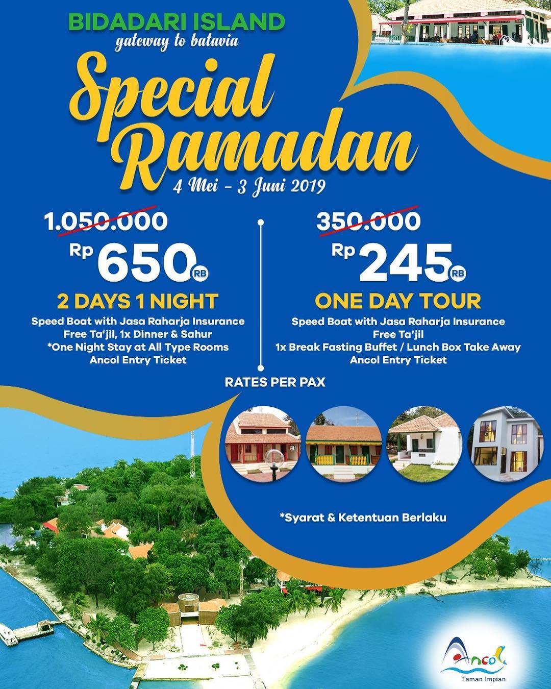 Paket Tour Wisata Pulau Seribu - Paket Tour Domestik dan Internasional